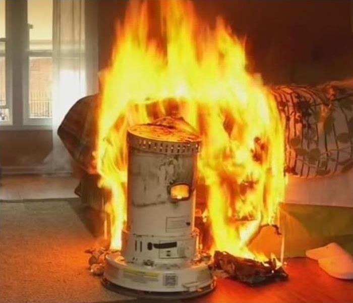 Fire Damage Heating Your Home Safely This Winter